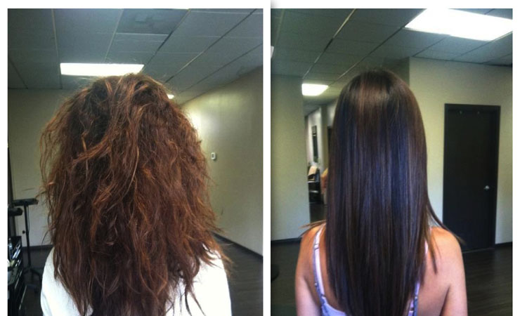Learn How To Maintain And Style Your Hair After A Keratin