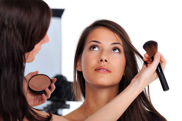 how to become a successful bridal makeup artist